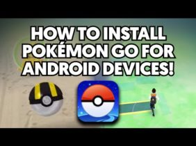 install pokemon GO